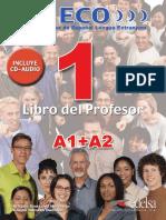 Eco 1 Libro del profesor
