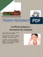 terapia psicoanalitica