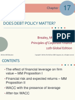 L9 Mmi 09 Bma 17 Debt Policy