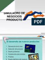Ejemplo Simulacro de Producto