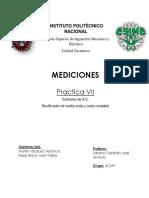 Practica 7 Mediciones