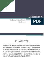 Grado 10-1 Monitores