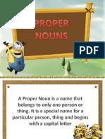 Proper Nouns.ppt