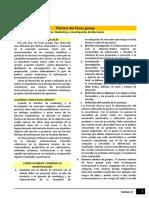 Lectura - Técnica Del Focus Group M11_MKINME