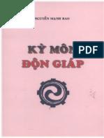 Ky Mon Don Giap - Nguyen Manh Bao