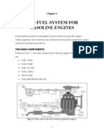 Fuel System for Gasoline Engines 1