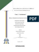 Conclusiones Caso 1 - Seminario de Integración sociopsicobiológica I.docx