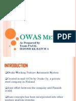 Owas Method