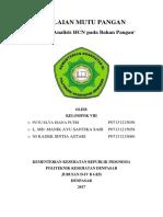 laporan HCN