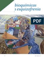 Bases bioquímicas de la esquizofrenia