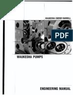 Engineering Manual Positive Pump Waukesha
