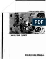 Engineering Manual Positive Pump Waukesha