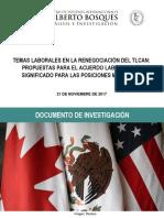 21-11-17 Temas laborales en la renegociación del TLCAN