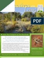 Wood River Land Trust Spring Newsletter 2010