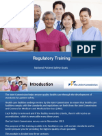 MODULE 3 STUDENT National Patient Safety Goals 2013