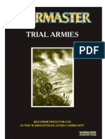 War Master Trial Armies