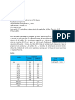 Asignación 2- Trituración de Particulas