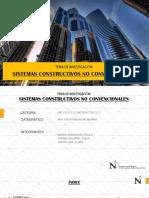 Sistema Constructivo No Convencionales