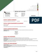 SNAP-Surface Alexa Fluor 647 S9126 Msds