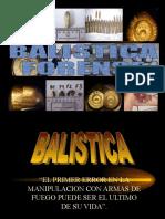 BALISTICA