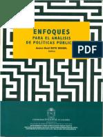 Enfoques para el Análisis de Políticas Públicas - Roth 2010.pdf