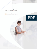 2017 Sonicwall Annual Threat Report White Paper 24934