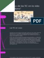 El uso de las TIC.pptx