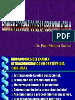 Examen Ecografico de La Gestacion Normal - Copia