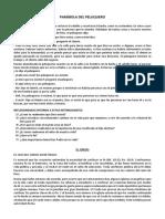 Sesion Nº 30 Credo Fichas
