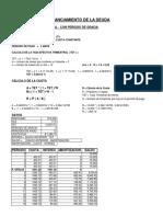 97880385 Cuadro Servicio Deuda Con Periodo de Gracia Matematica Financiera