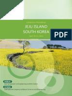 201604 Jeju Island Conference Proceeding(Nature Science)