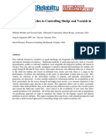 Practical Approaches to Controllong Sludge and Varnish in Turbine Oils