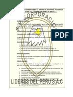 Guia de Procedimiento Para El Servicio de Seguridad, Vigilancia y Control de La Emp. s.v. Corporación Líderes Del Peru s.a.c.