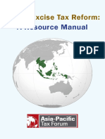 ASEAN Excise Tax Reform Manual