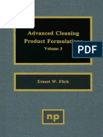 Advanced Cleaning Product Formul
