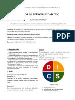 DISC Articulo