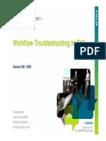 Is Workflow Troubleshooting r12 Oaug