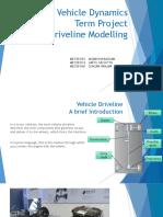 GroupB_Driveline