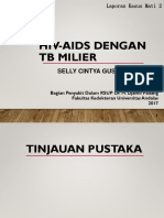 Hiv-Aids Dengan Tb Milier