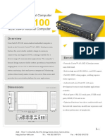 F-ipc100 Industrial Computer Technical Specification v2.0.0