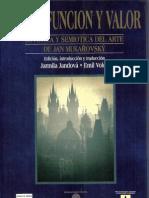 Mukarovsky-Signo función y valor-Traducción Jandova