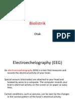 Biofisika - Pertemuan 10 - Biolistrik Otak