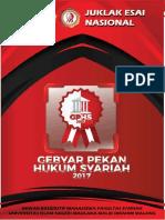 Juklak Esai Gphs 2017