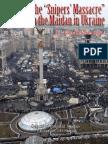 BOOK Katchanovski Snipers Massacre in Kiev 2014 Otawa 2015