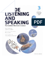 Inside Listening and Speaking Level 3