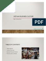 vietnam business culture