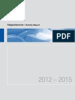 VDZ Taetigkeitsbericht 2012 2015