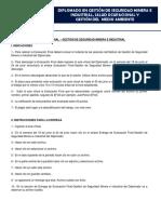 Indicaciones Evaluación Final-Gestión de Seguridad Minera e Industrial