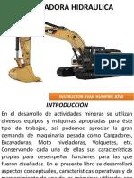 Excavadora Hidraulica i
