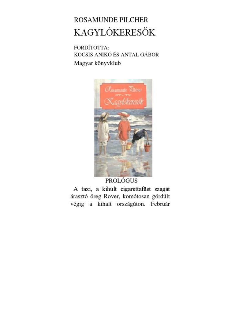 62b84ce6a101 Rosamunde Pilcher - Kagylókeresők.docx
